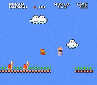 Screenshot Thumbnail / Media File 1 for Super Mario Brothers 2 (Japan)