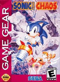 Screenshot Thumbnail / Media File 1 for Sonic Chaos (USA, Europe)