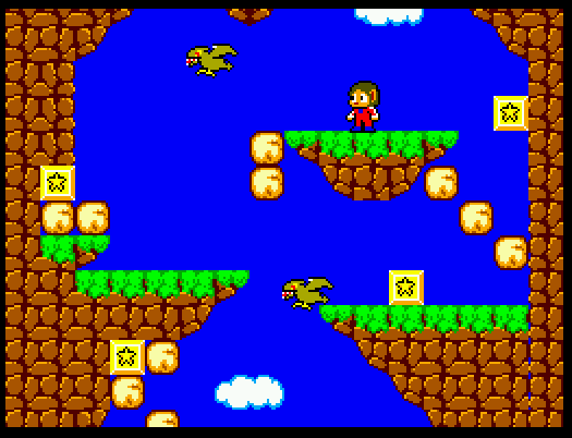 Programa 8x34 (10-07-15) 'Especial juegos de nuestra vida' (parte 7) 88877-Alex_Kidd_in_Miracle_World_(USA,_Europe)-4