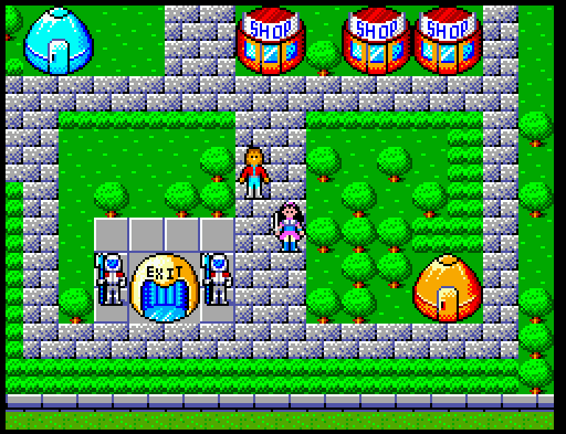 Phantasy star 1