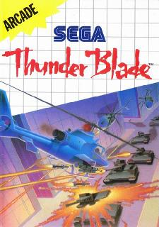 Screenshot Thumbnail / Media File 1 for Thunder Blade (USA, Europe)