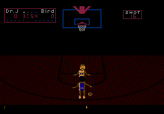 Screenshot Thumbnail / Media File 1 for One On One Basketball