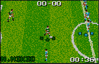 Screenshot Thumbnail / Media File 1 for European Soccer Challenge (USA, Europe)