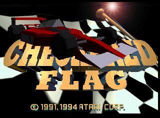 Screenshot Thumbnail / Media File 1 for Checkered Flag (World)