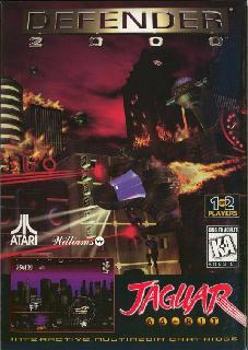 Screenshot Thumbnail / Media File 1 for Defender 2000 (World)