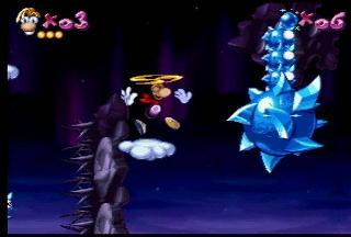 Screenshot Thumbnail / Media File 1 for Rayman (World)
