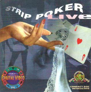 Screenshot Thumbnail / Media File 1 for Strip Poker Live (CD-i)