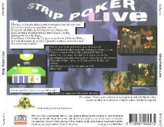Screenshot Thumbnail / Media File 1 for Strip Poker Live (CD-i)