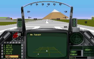 Screenshot Thumbnail / Media File 1 for Atac (1992)(Microprose Software Inc)