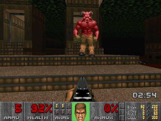 Doom  1993  Id Software  Game