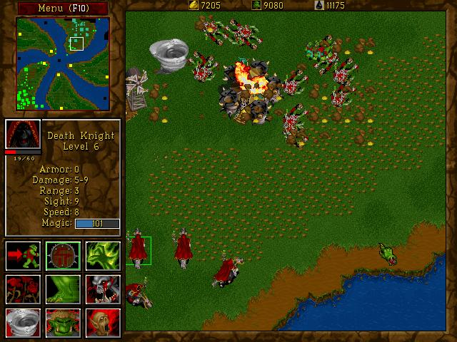 Warcraft 2 Tides Of Darkness 1995 Blizzard Entertainment