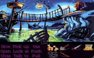 Screenshot Thumbnail / Media File 1 for Monkey Island 2 LeChuck's Revenge (Floppy DOS VGA)