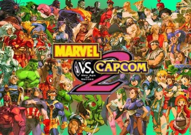 Marvel vs. Capcom 2 the new age of heroes (usa) iso < dc isos.