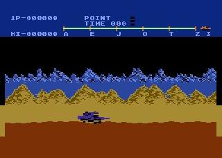 Screenshot Thumbnail / Media File 1 for MoonPatrol 1983