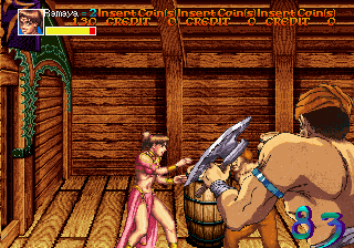 Screenshot Thumbnail / Media File 1 for Arabian Fight (World)