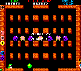 Screenshot Thumbnail / Media File 1 for Bubble Bobble