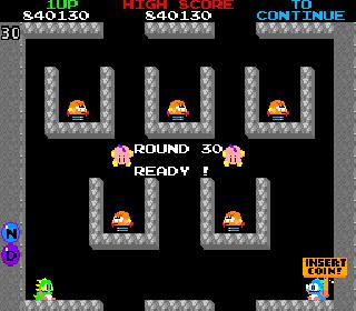 Screenshot Thumbnail / Media File 1 for Bubble Bobble