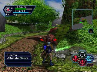 Screenshot Thumbnail / Media File 1 for Phantasy Star Online v1