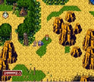 Screenshot Thumbnail / Media File 1 for Chrono Trigger - Crimson Echoes (Fan Made Game)