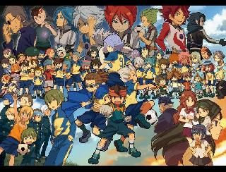 Screenshot Thumbnail / Media File 1 for Inazuma Eleven 3 - Sekai heno Chousen! The Ogre (J)