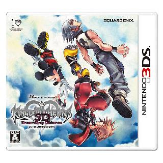 Screenshot Thumbnail / Media File 1 for Kingdom Hearts - Re-Coded (U)