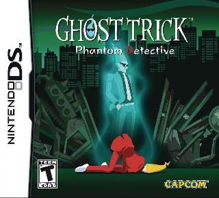 Screenshot Thumbnail / Media File 1 for Ghost Trick - Phantom Detective (U)