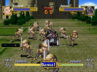 Screenshot Thumbnail / Media File 1 for Dragon Force (E)