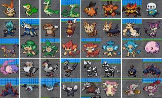 Screenshot Thumbnail / Media File 1 for Pokemon - White Version (DSi Enhanced)(USA) (E)