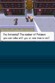 Screenshot Thumbnail / Media File 1 for Pokemon - White Version (DSi Enhanced)(USA) (E)