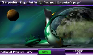 Screenshot Thumbnail / Media File 1 for Pokemon - Edicion Blanca (DSi Enhanced) (S)