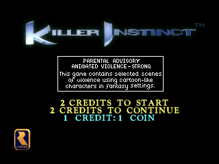 Screenshot Thumbnail / Media File 1 for Killer Instinct (v1.5d)