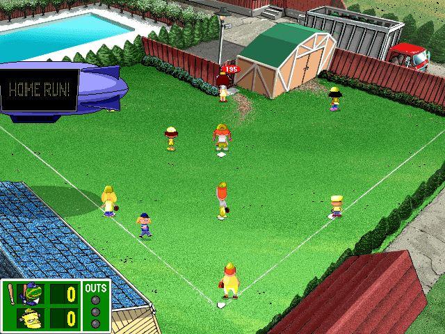 backyard baseball 2001 cd windows game