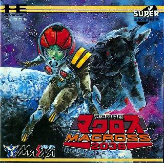 Screenshot Thumbnail / Media File 1 for Choujikuu Yousai Macross 2036 (NTSC-J)