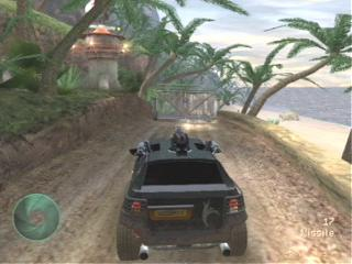 Screenshot Thumbnail / Media File 1 for 007 - Nightfire (USA)
