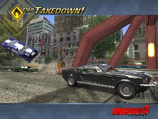Screenshot Thumbnail / Media File 1 for Burnout 3 - Takedown (USA)