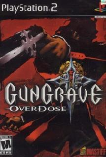 Screenshot Thumbnail / Media File 1 for Gungrave - Overdose (USA)