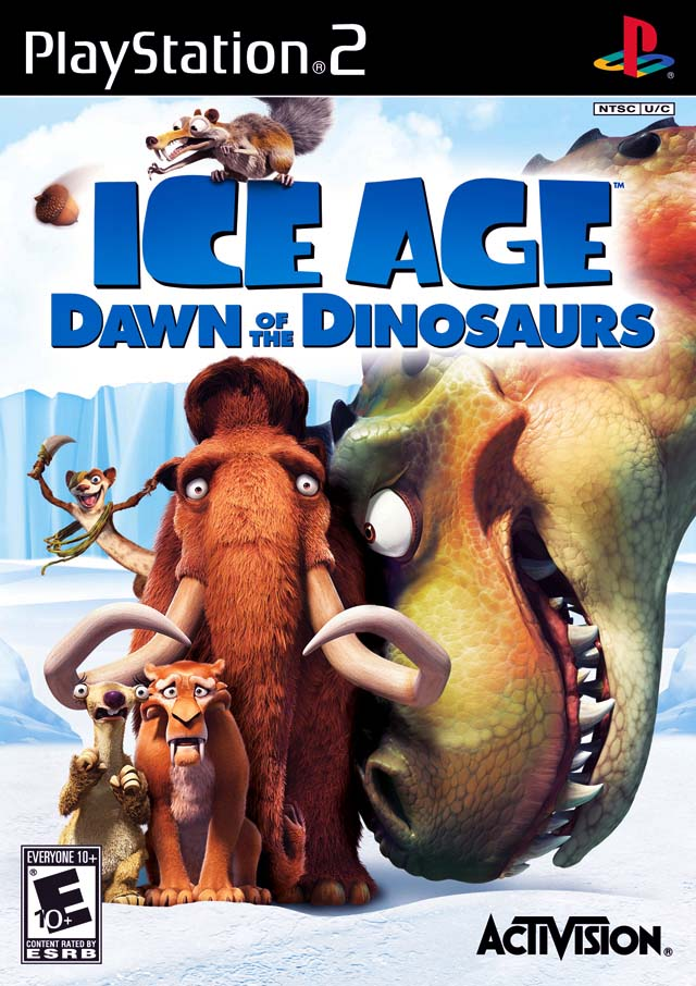 Ice Age 3: Dawn of the Dinosaurs Xbox Ps3 Pc jtag rgh dvd iso Xbox360 Wii Nintendo Mac Linux