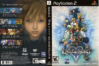 Screenshot Thumbnail / Media File 1 for Kingdom Hearts II (USA)