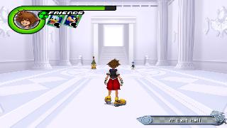 Screenshot Thumbnail / Media File 1 for Kingdom Hearts - Re-Chain of Memories (USA)