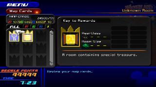 Screenshot Thumbnail / Media File 1 for Kingdom Hearts - Re-Chain of Memories (USA)