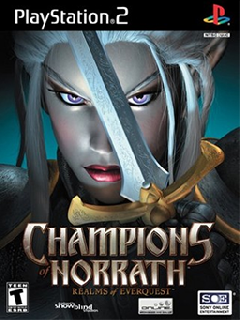 Screenshot Thumbnail / Media File 1 for Champions of Norrath (USA)
