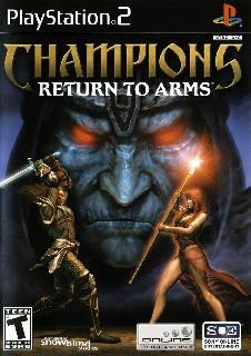 Screenshot Thumbnail / Media File 1 for Champions - Return to Arms (USA) (v1.01)