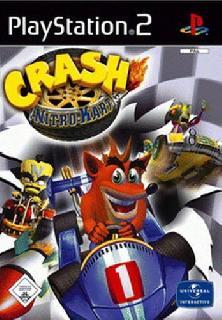 Screenshot Thumbnail / Media File 1 for Crash Nitro Kart (USA)