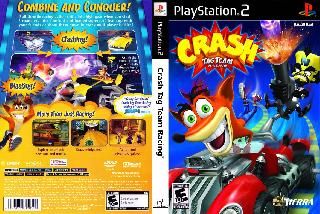 Screenshot Thumbnail / Media File 1 for Crash Tag Team Racing (USA)