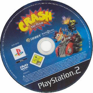 Screenshot Thumbnail / Media File 1 for Crash Tag Team Racing (USA)