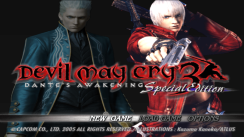Devil May Cry 3: Dante's Awakening - PCGamingWiki PCGW ...
