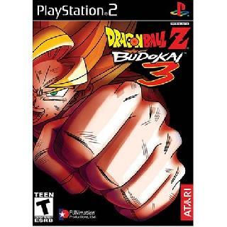 Screenshot Thumbnail / Media File 1 for DragonBall Z - Budokai 3 (USA)