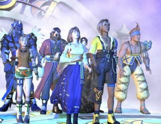 Screenshot Thumbnail / Media File 1 for Final Fantasy X (USA)