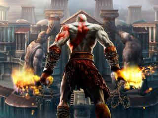 Screenshot Thumbnail / Media File 1 for God of War II (USA)