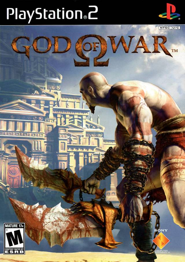 Baixar God Of War 1 PS2 Torrent
